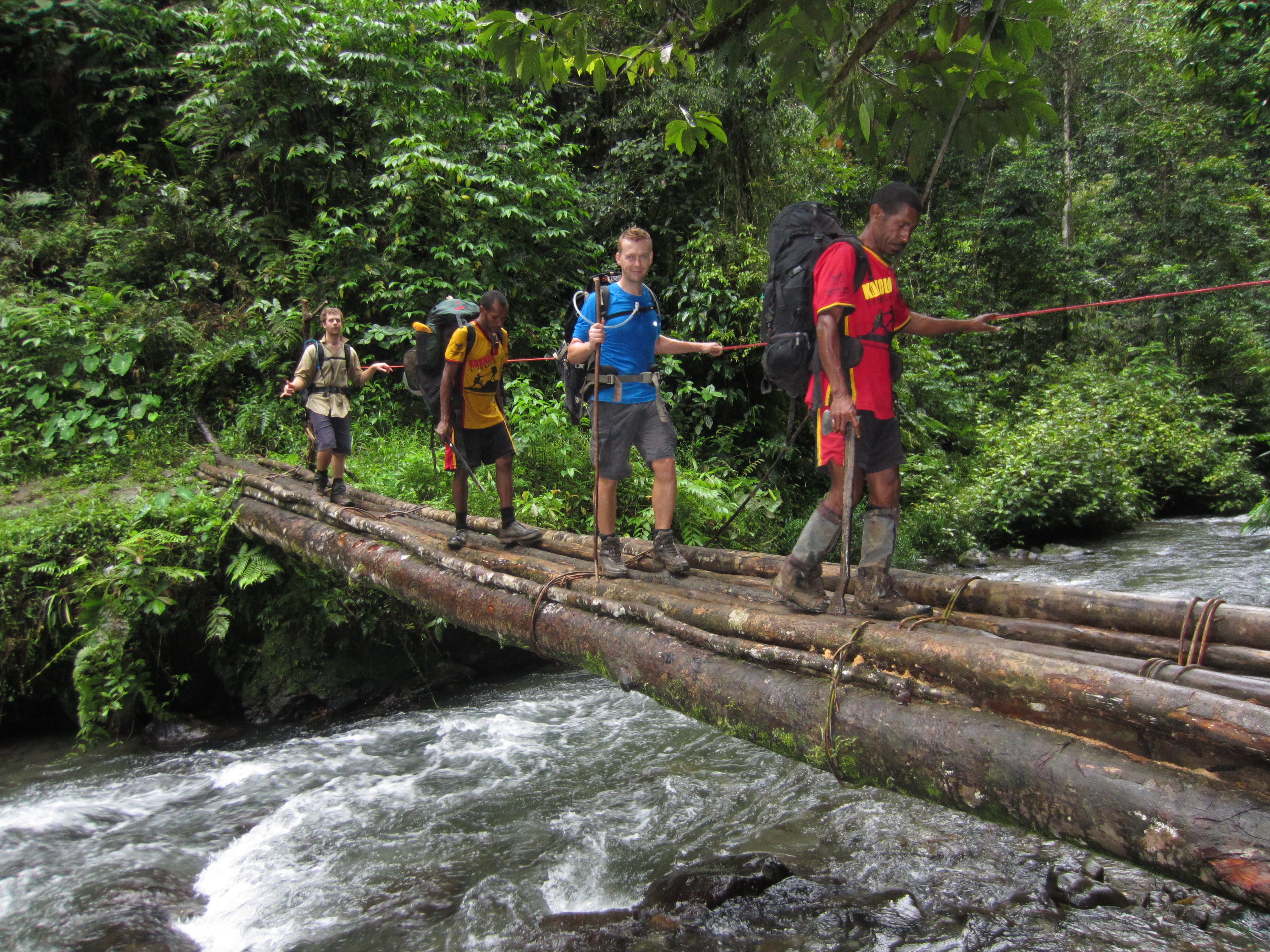the kokoda trail Trek with kokoda trekking & have an adventure of a lifetime the kokoda trail is one of the world's great treks, linking the southern and northern coast of papua new guinea, it is a challenge to be enjoyed by the fit bushwalker.