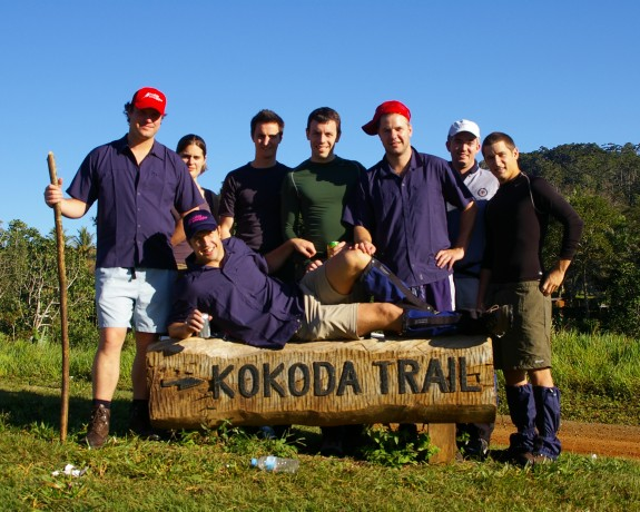 Australian Guided Kokoda Trek