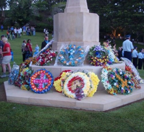 Bomana War Cemetery Anzac Day [640x480]