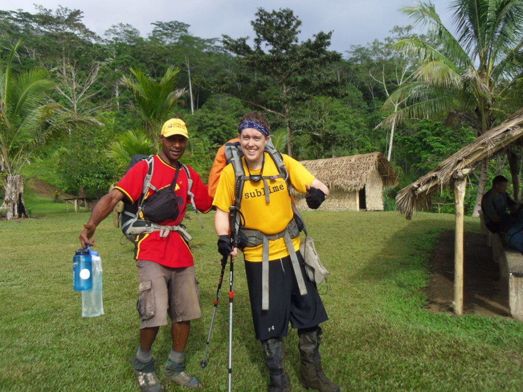 kokoda trail The kokoda track authority (kta) is a papua new guinea special purpose authority, commissioned to promote and manage the kokoda track for tourists, while improving the way of life for communities.