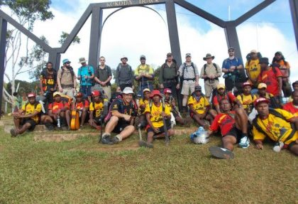 Kokoda and Myola Lakes Trek 1143