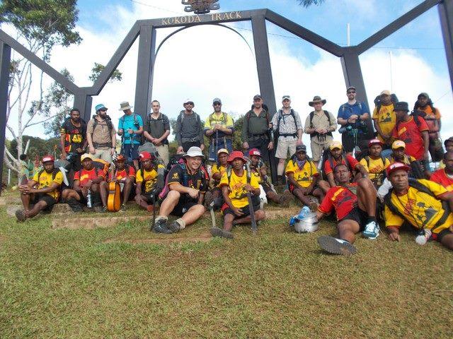 Kokoda and Myola Lakes Trek 1143