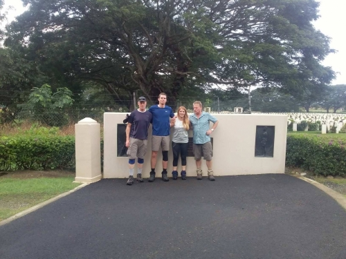 Kokoda Adventure Trek 1151
