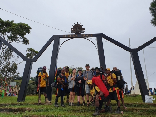Kokoda Adventure Trek 1155