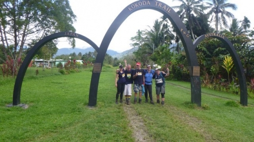 Kokoda Adventure Trek 1159