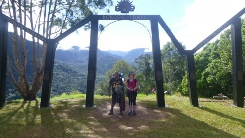 Kokoda Adventure Trek 1162