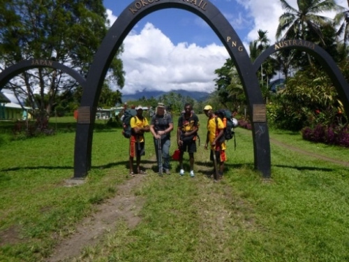 Kokoda Adventure Trek 1127