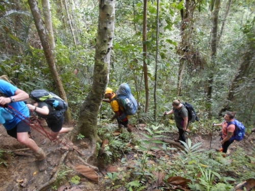 Kokoda Adventure Trek 1131
