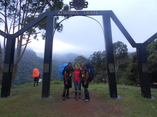 Kokoda Adventure Trek 1133