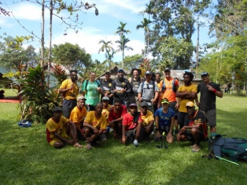 Kokoda Adventure Trek 1125