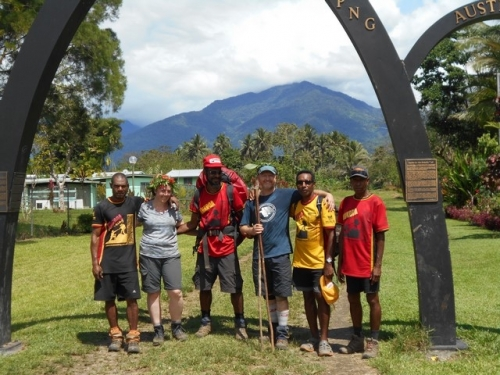 Kokoda Adventure Trek 1130