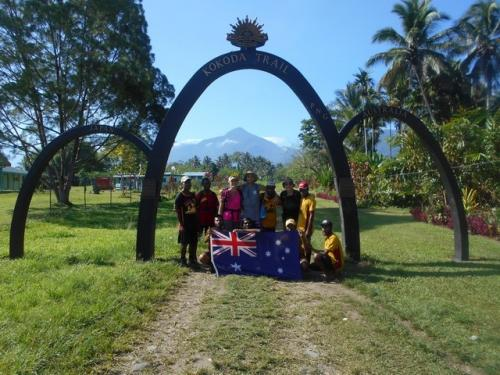 Kokoda Adventure Trek 1138
